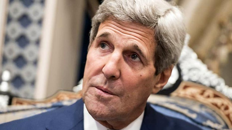 U.S. at war with ISIS? Not according to Secretary Kerry!