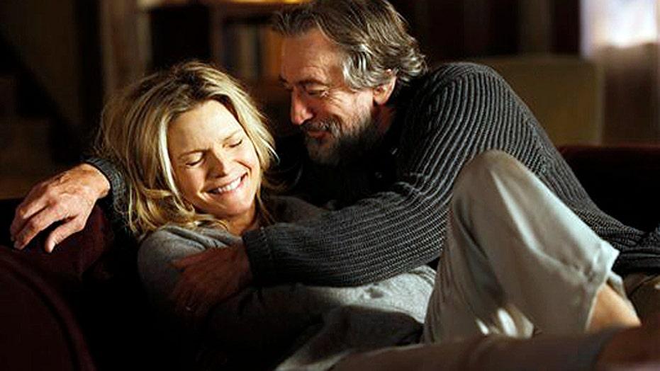 Michelle Pfeiffer's De Niro reunion a long time coming