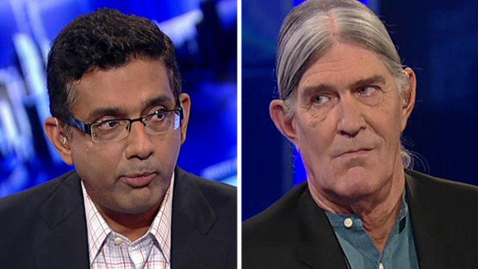 Exclusive: Ward Churchill vs. Dinesh D'Souza