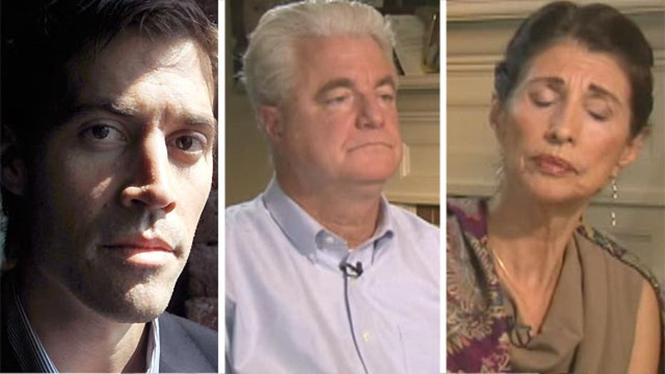 How James Foley's parents learned about his execution