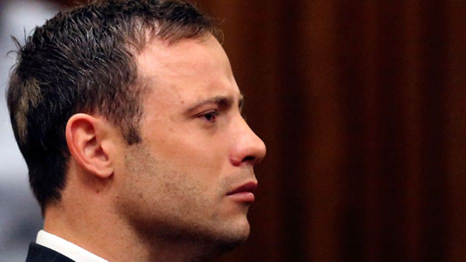 Oscar Pistorius guilty of culpable homicide