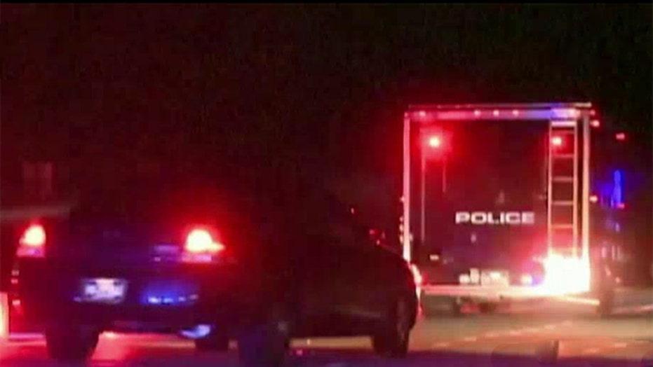 Deadly shootout outside Pennsylvania police barracks