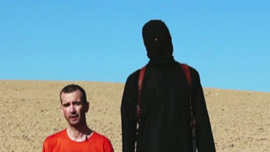Islamic State claim to have beheaded British hostage
