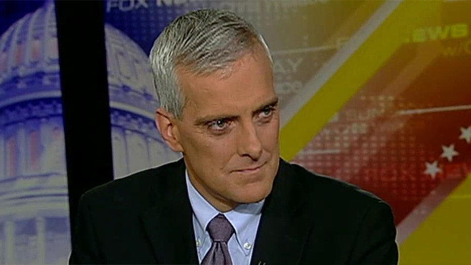 Denis McDonough breaks down president's plan to destroy ISIS