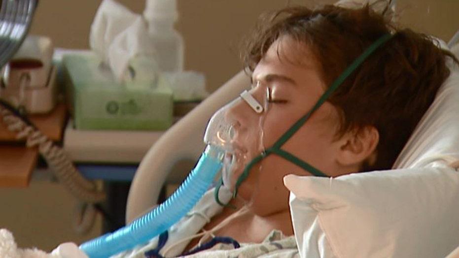 Rare virus infecting US children
