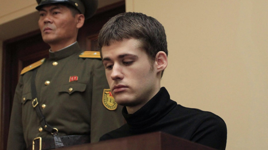 American sentenced in North Korea for 'hostile acts'