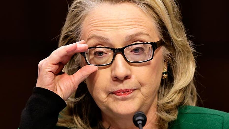 Accusation that Clinton officials scrubbed Benghazi docs