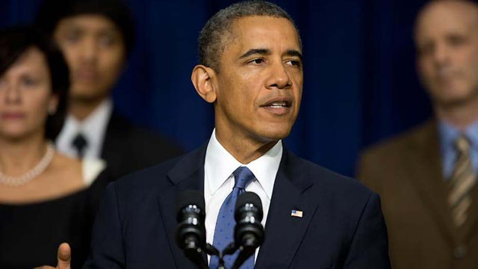 Obama's effort to pivot attention from Syria