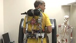 Arizona State grad students develop exoskeleton prototypes which may change the way soldiers fight on battlefield