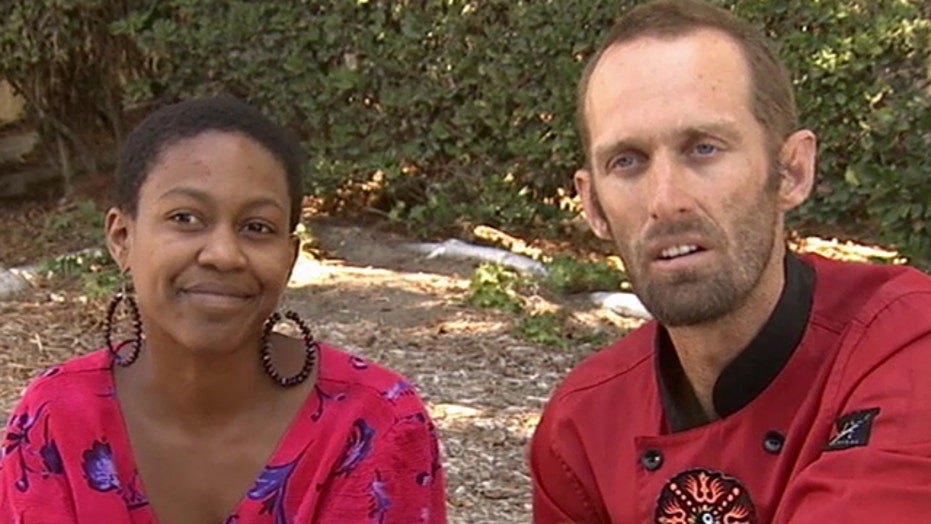 'Django Unchained' actress opening up after being handcuffed