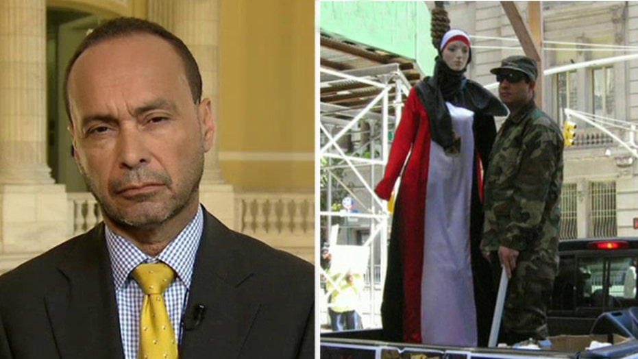 Rep. Gutierrez discusses border security amid ISIS threats