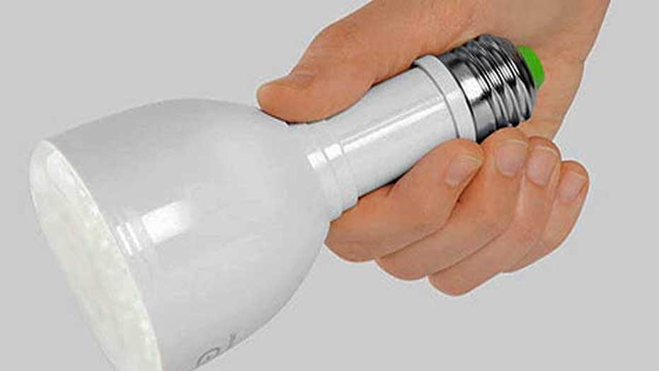 The longer-lasting light bulb-flashlight