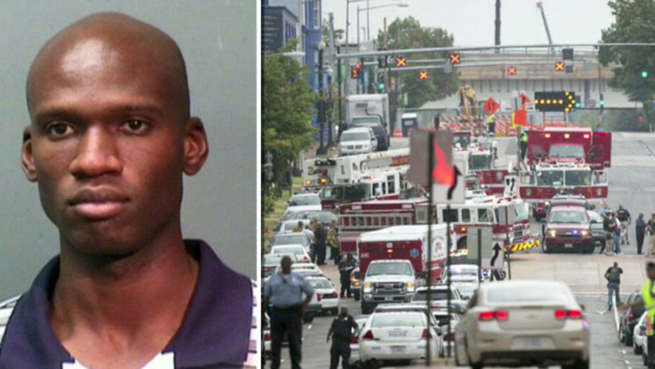 Inside the mind of Navy Yard shooter Aaron Alexis