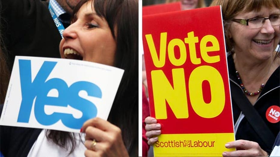 Scotland to vote on independence from United Kingdom