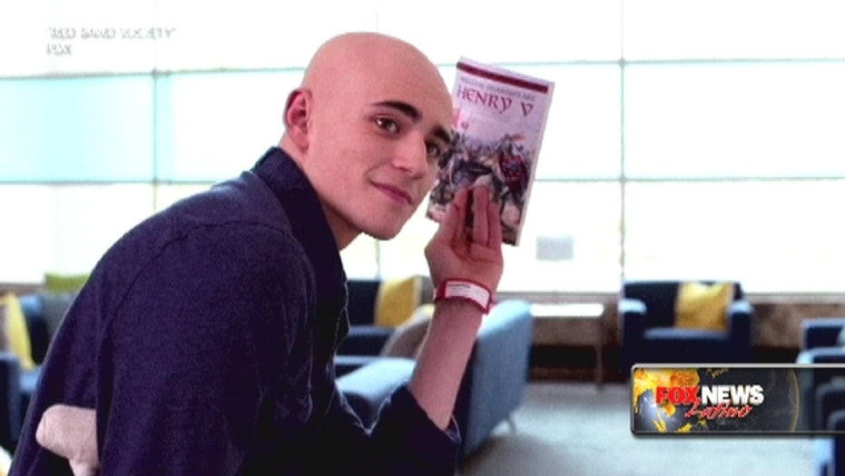 'Red Band Society' inspired by Latino cancer survivor
