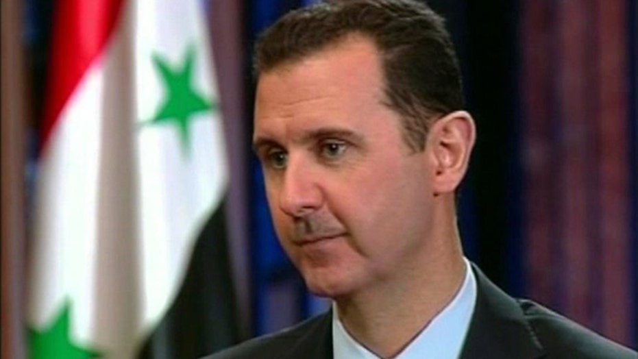Assad denies use of chemical weapons