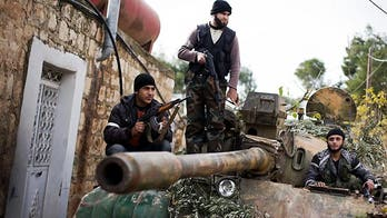 Senate passes measure to arm, equip Syrian rebels