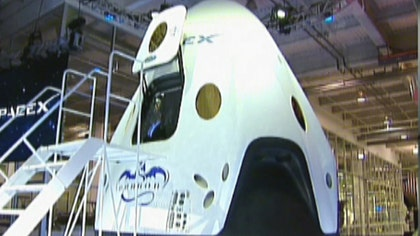 Space.com's Tariq Malik on the implications of NASA's decision to award SpaceX and Boeing the 'space taxi' contract
