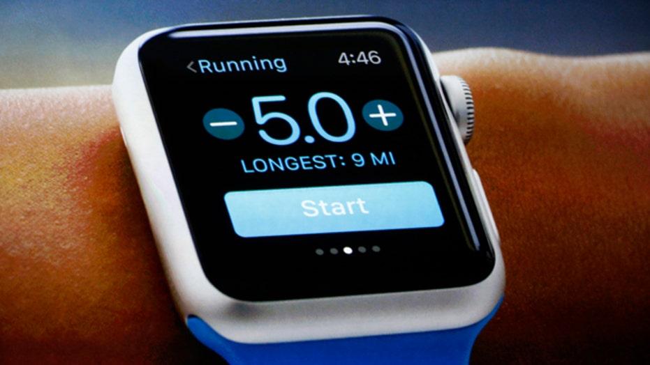 Apple focuses on health
