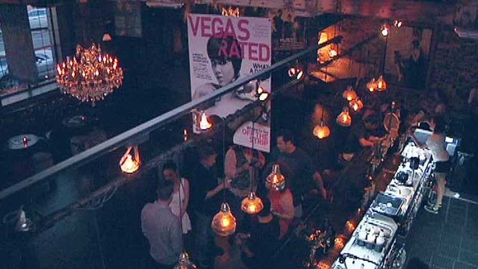 Vegas Goes East