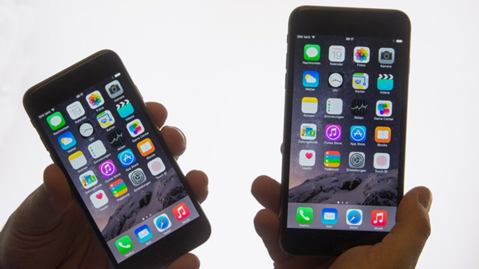 Demos: iPhone 6 and iPhone 6 Plus