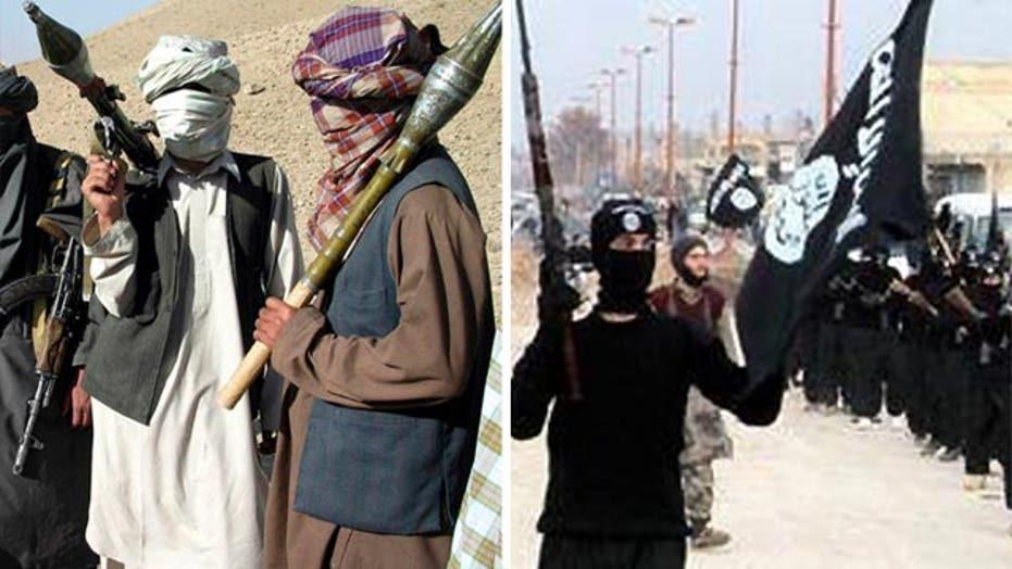 ISIS, Al Qaeda competing as main terror threats to US