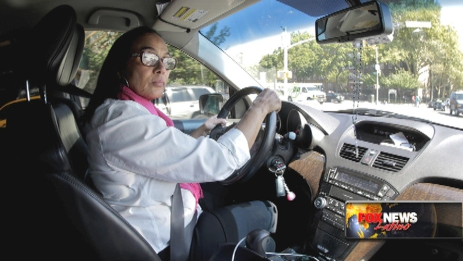 Taxis by women for women in New York City
