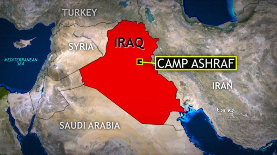 Massacre at Iranian exile camp drawing global attention