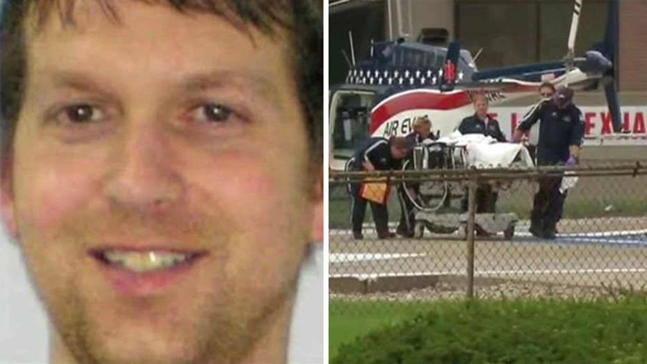 Firefighter dies after accident during ice bucket challenge