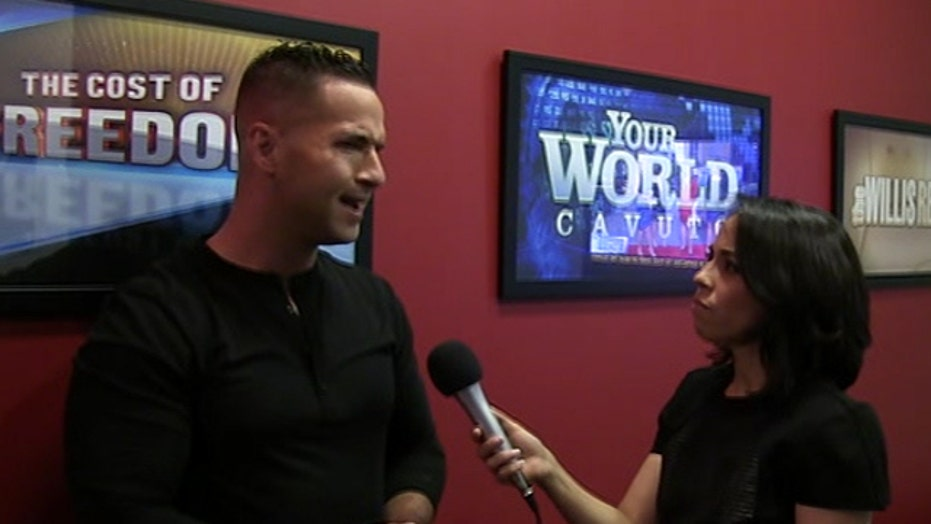 In The Greenroom: Mike 'The Situation' Sorrentino