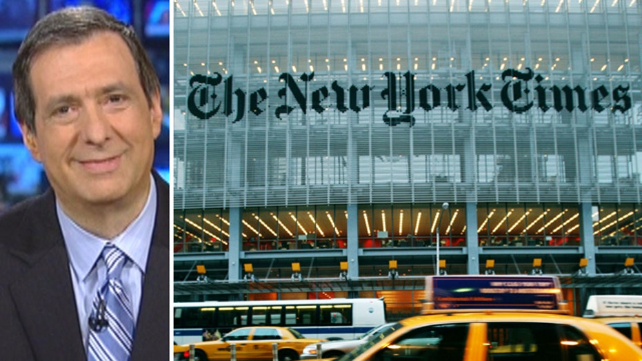 Kurtz: New York Times' new ploy to get clicks