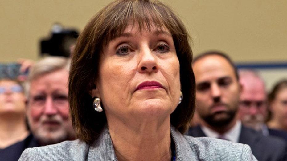 Lois Lerner breaks silence on IRS targeting scandal
