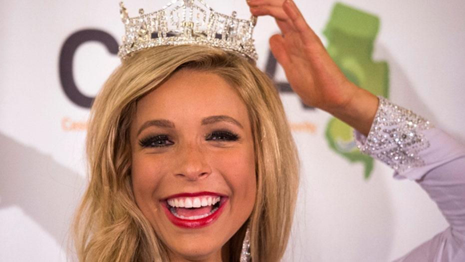 Miss America: Yes, I hazed