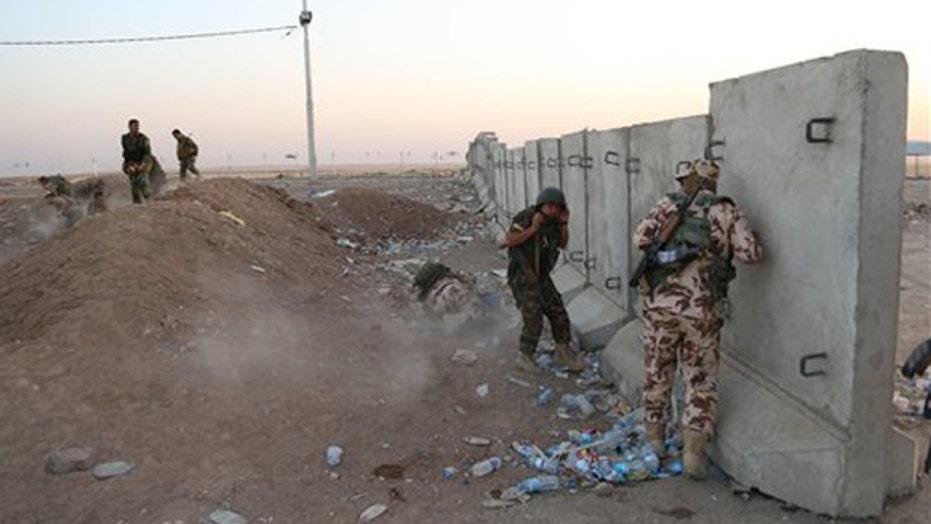 Fighting the jihadists on the ground