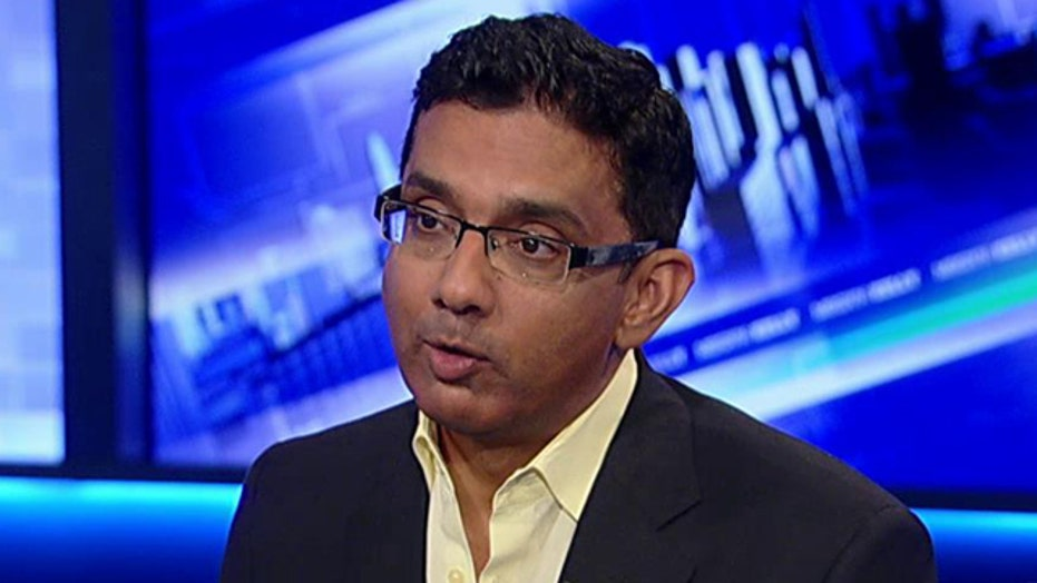 Exclusive: Dinesh D'Souza speaks out about sentencing