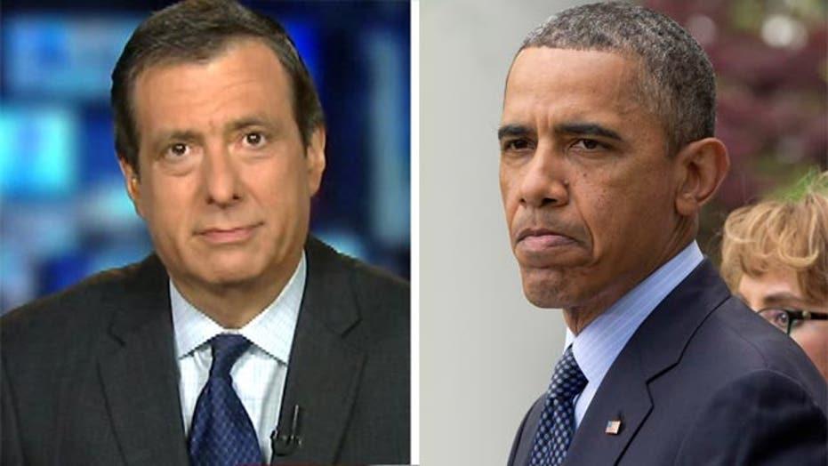 Kurtz: More pundits backing Obama on war