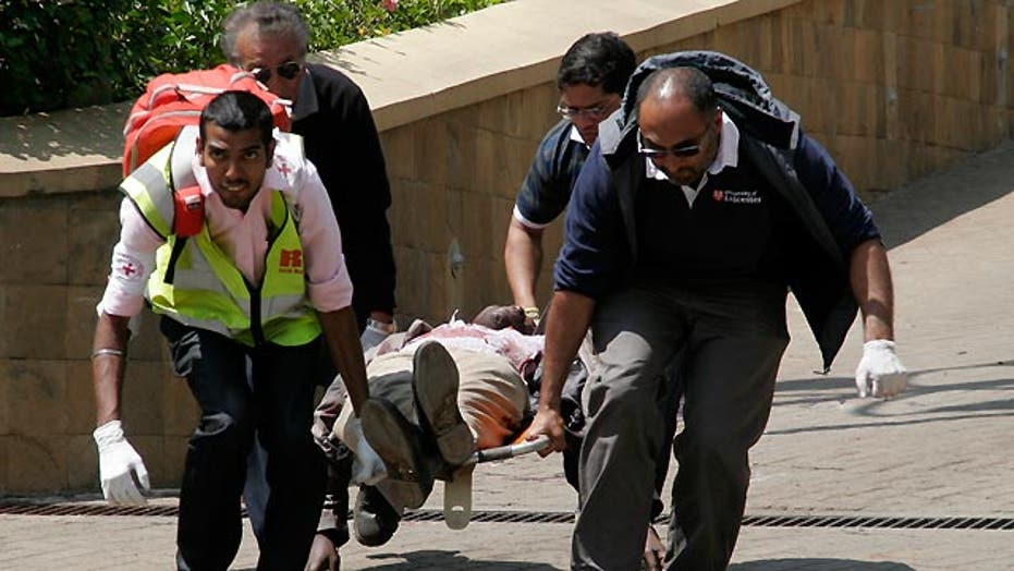 Were Americans involved in Kenya mall attack?