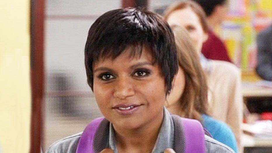 Mindy Kaling and her small screen alter ego