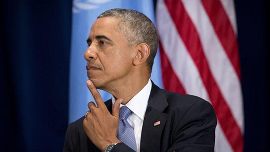 Obama administration intelligence failures