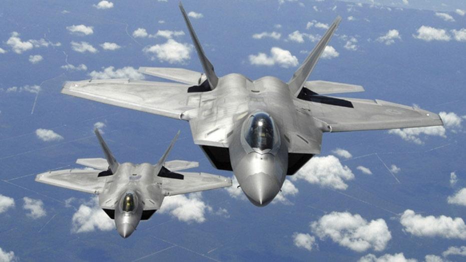 World's priciest fighter jet flies first combat mission