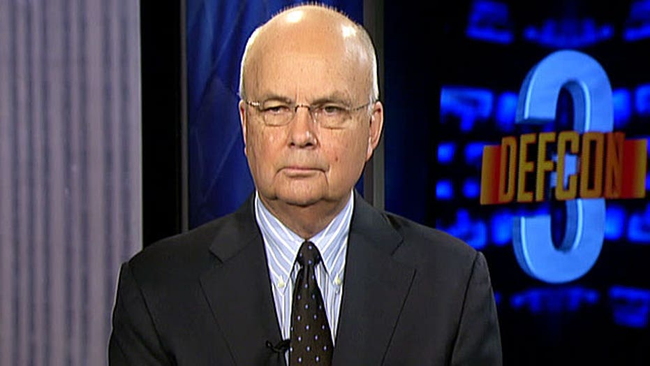Hayden: US ISIS strategy isn't 'adequate to the objective'