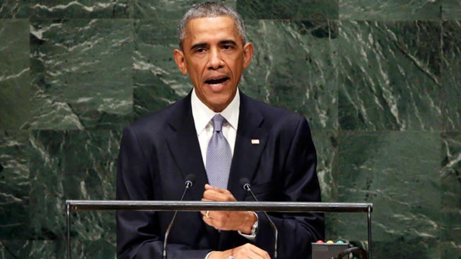 President Obama at the UN: rhetoric vs. reality