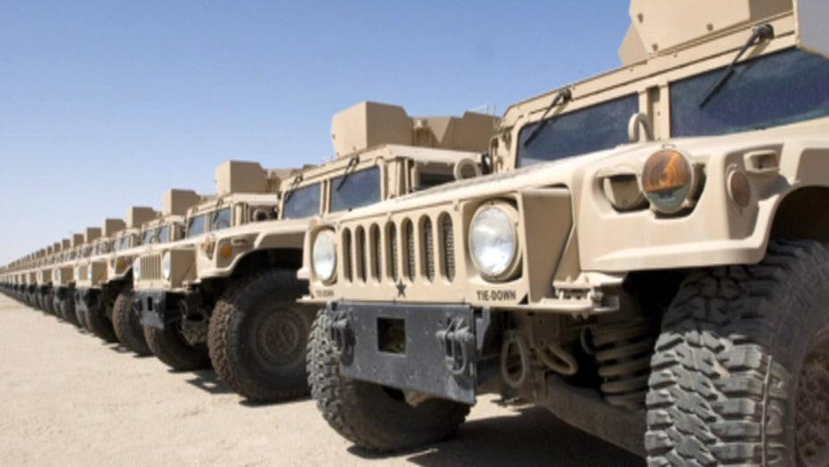 Exclusive: More Benghazi weapons stolen by terror groups