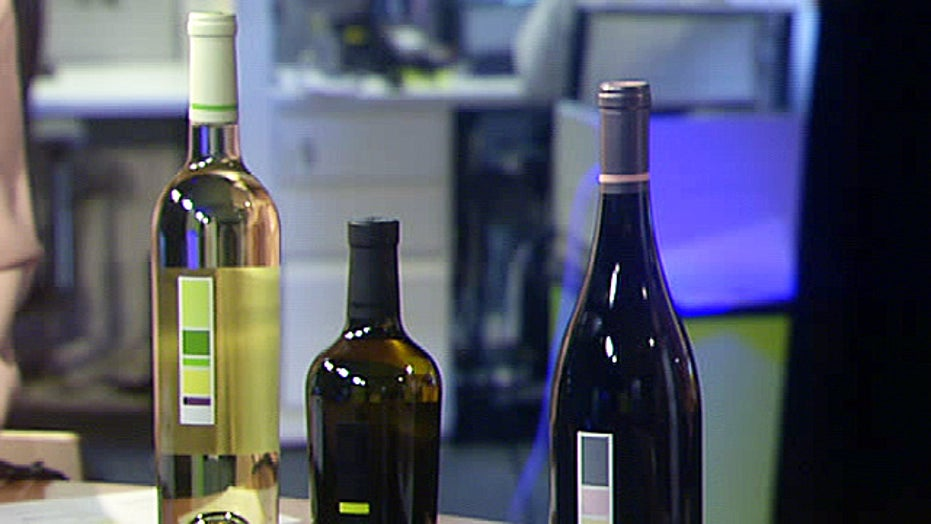 Bringing start-up mentality to selling wine