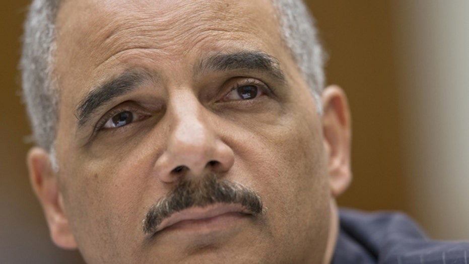 'The Five' debate Eric Holder's legacy as attorney general