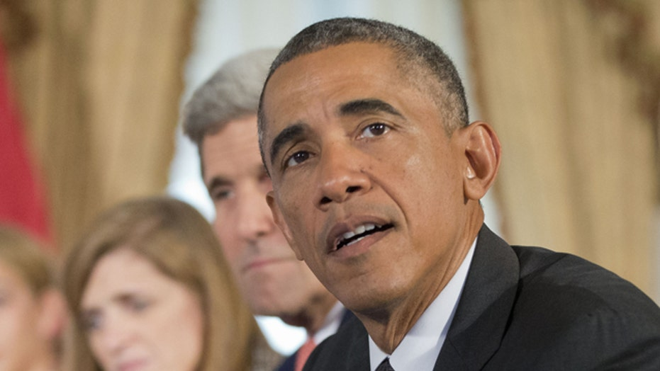 Kurtz: Anti-war liberals giving Obama a pass