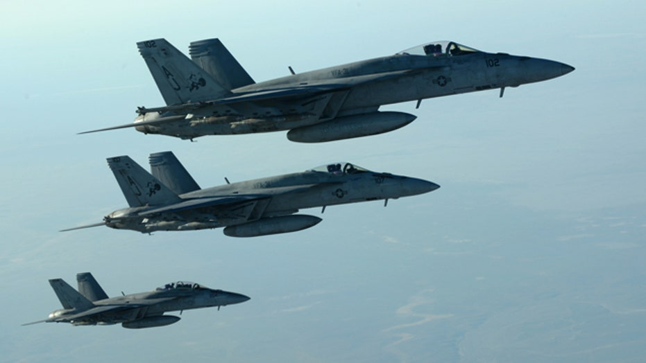 US, Arab allies target ISIS-controlled oil refineries
