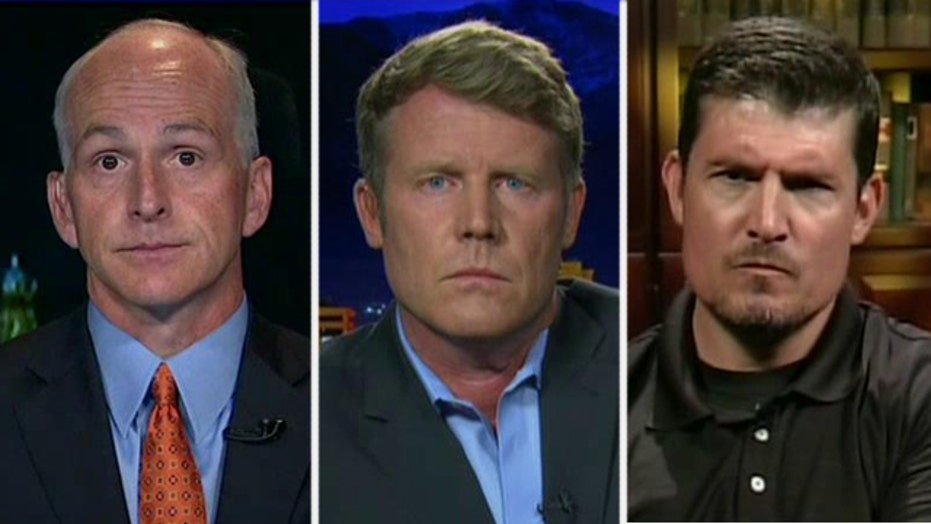 Exclusive: Rep. Smith debates Benghazi Annex Security Team