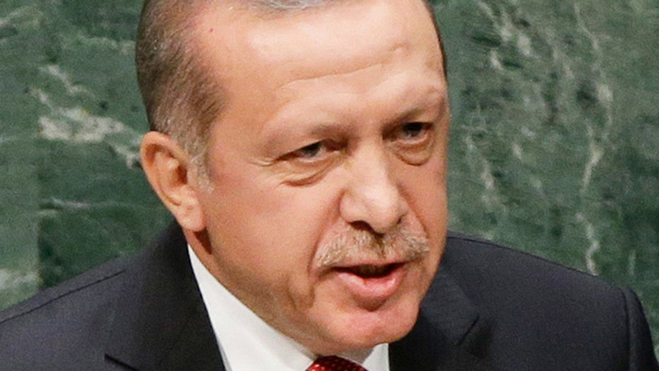 Turkey agrees to join US-led coalition against ISIS