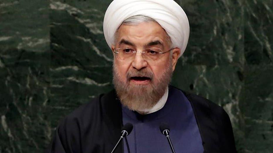 Rouhani Blames the West at U.N.